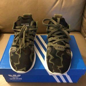 Adidas EQT Camo Sneakers